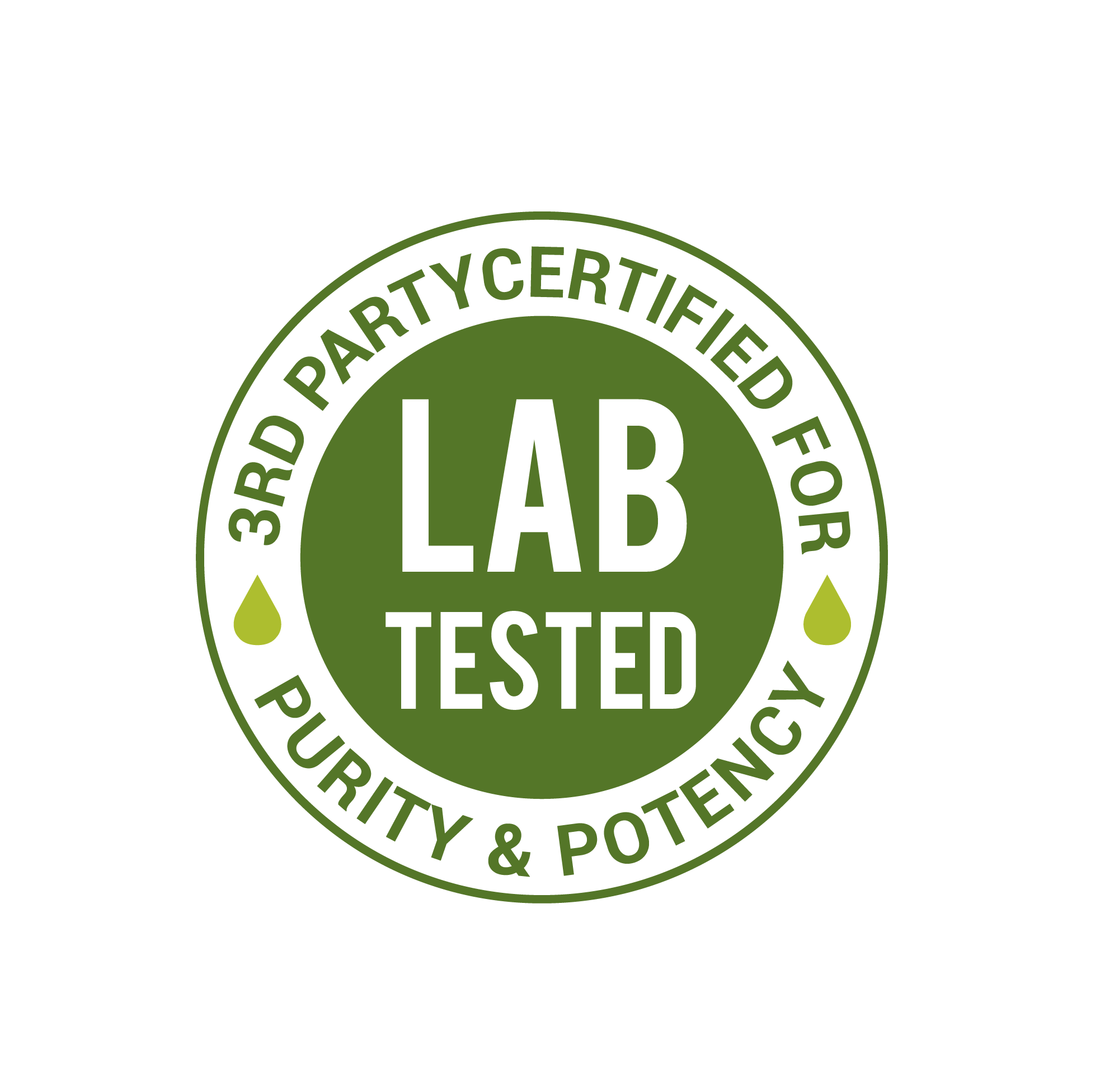cbd 3rd party certified for purity and potency