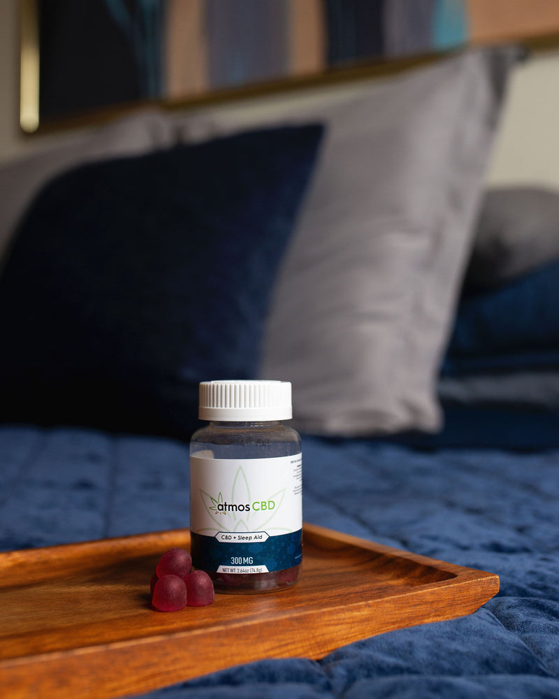 CBD Gummies - Melatonin 300mg