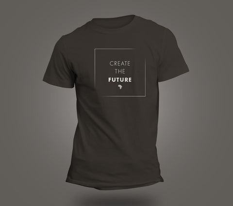 Short Sleeved T-Shirt-- Create the Future