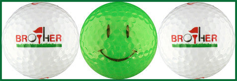Brother w/ Green Happy Face - 66