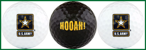 US Army Golf Balls - ARMY
