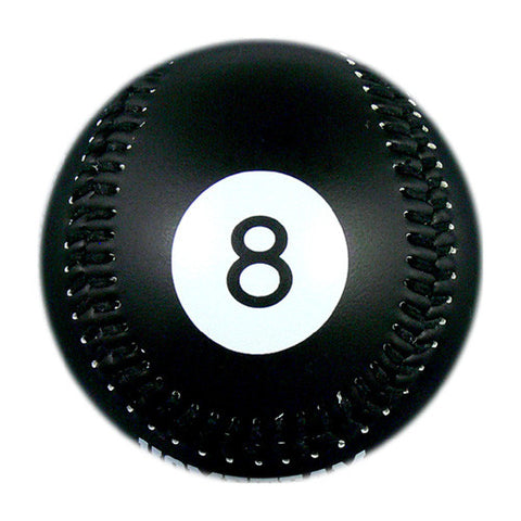 8 Ball T-Ball (Rubber Center) - B-8BAL