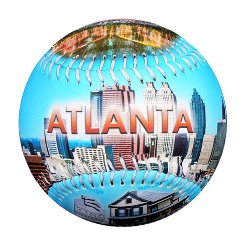 Atlanta Baseball - B-ATTAH