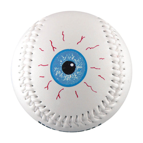 Blue Eyeball T-Ball (Rubber Core) - B-BLUE