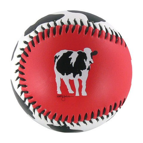 Woody's Cow T-Ball (Rubber Core) - B-COWS