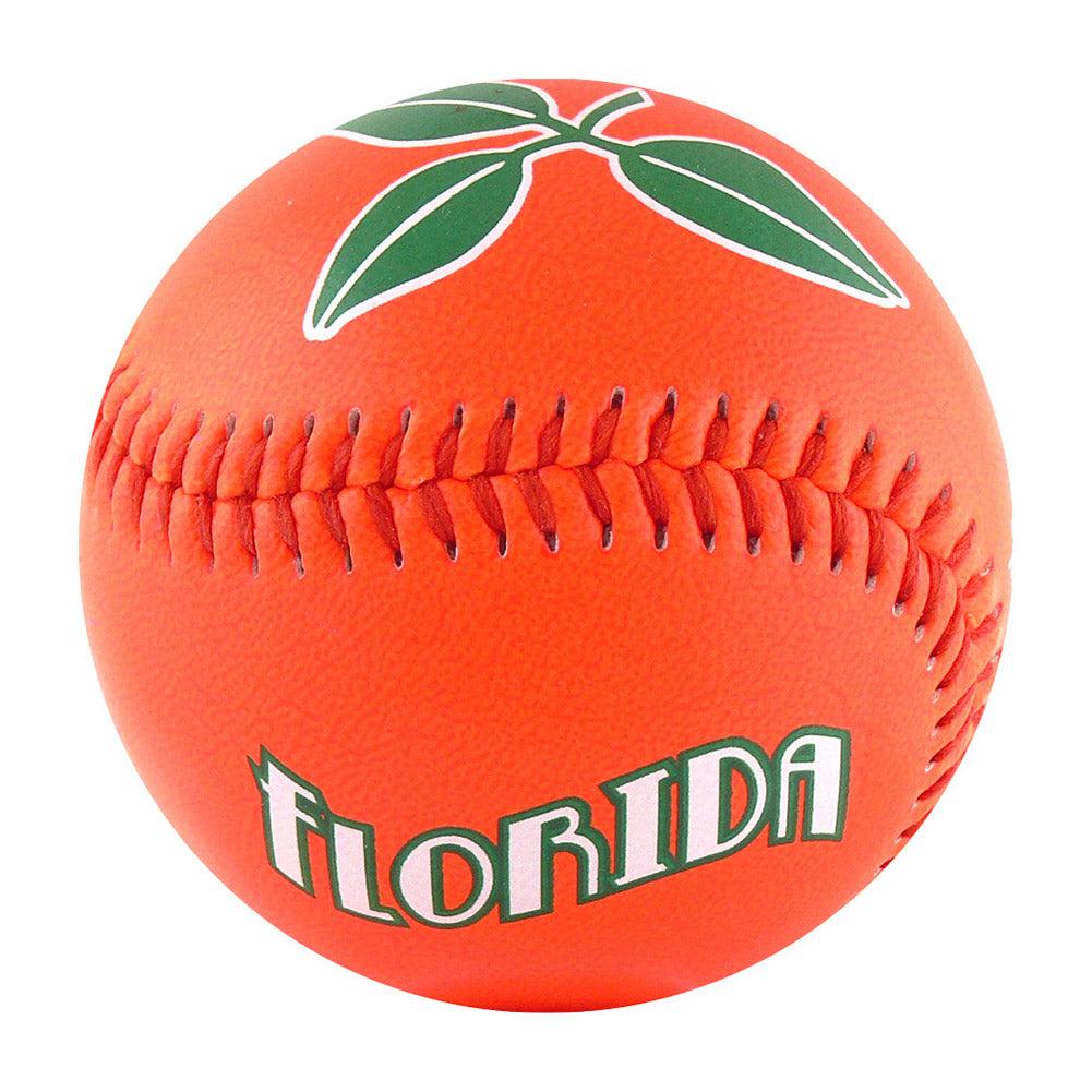 Florida Orange T-Ball (Rubber Core) - B-FLOR