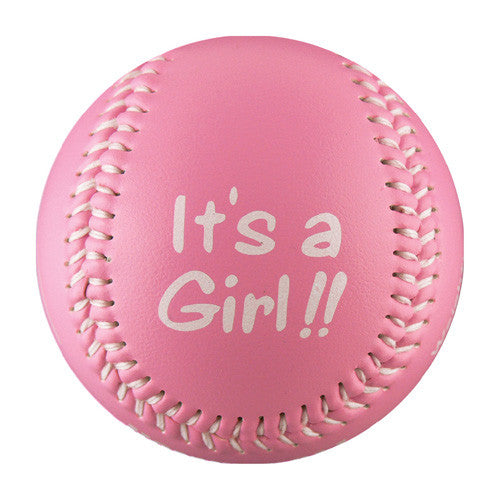 It's a Girl T-Ball (Rubber Core) - B-GIRL