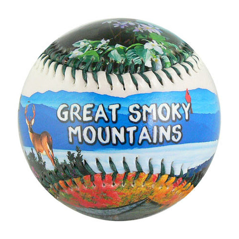 Great Smoky Mountains Baseball - B-GSMMH