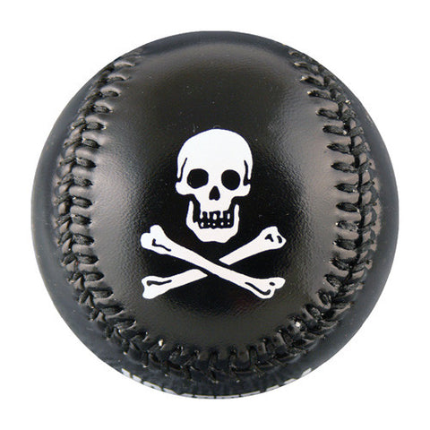 Jolly Roger Pirate T-Ball (Rubber Core) - B-JRPR
