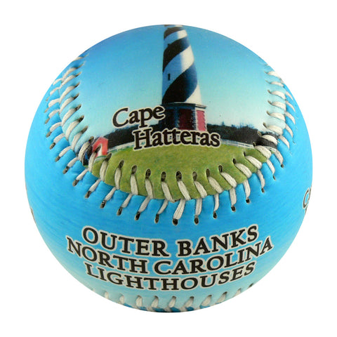Outer Banks North Carolina Lighthouses Baseball - B-NCLHH