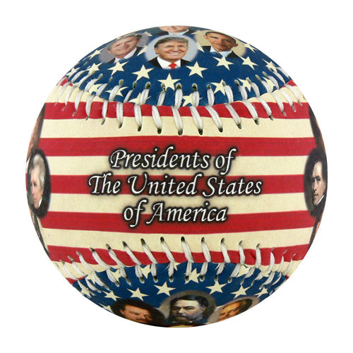 Presidents of the United States Baseball - B-PRESH