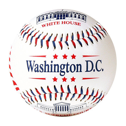 Washington, D.C. T-Ball (Rubber Core) - B-WADC