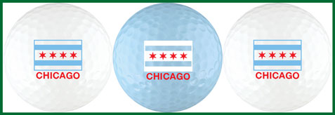Chicago Flag Variety - CHFL