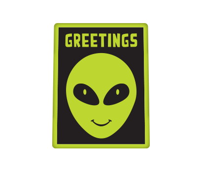Alien Greetings - D-AGRT