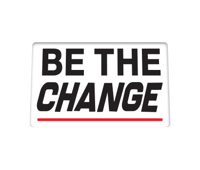 Be The Change - D-BTCG