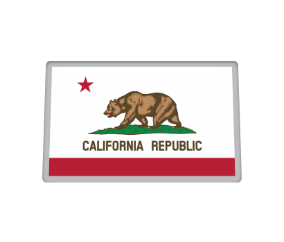 California Flag - D-CALF