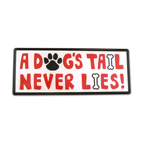 A Dog's Tail Never Lies! - D-DTNL