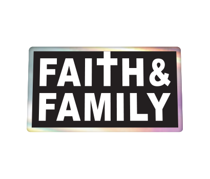 Faith & Family 2 Black Base - D-FABB