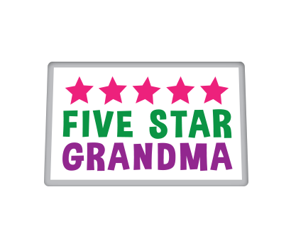 Five Star Grandma - D-FSGM