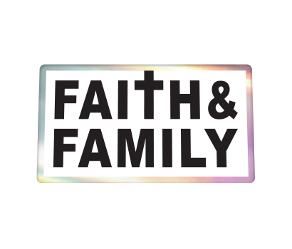 Faith & Family 1 White Base - D-FTFM