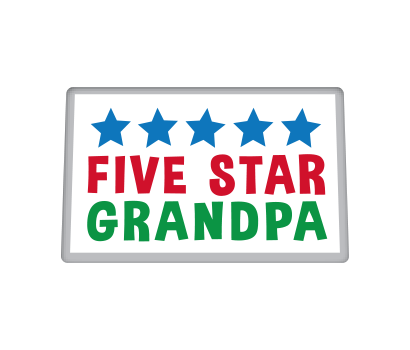 Five Star Grandpa - D-FVGP