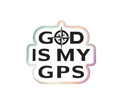 God Is My GPS - D-GDGP