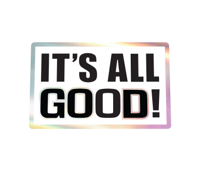 It's All GOoD! - D-IAGD
