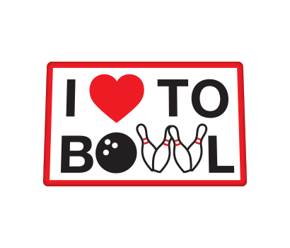 I Love To Bowl - D-ILBL