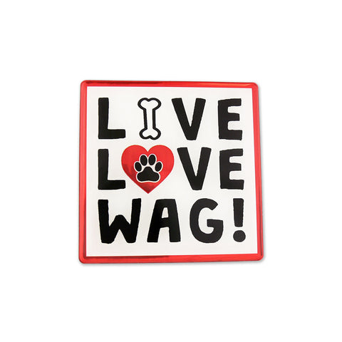 Live Love Wag! - D-LLWG