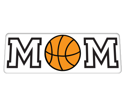 Mom w/ Basketball