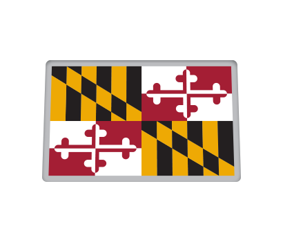Maryland Flag - D-MDFL