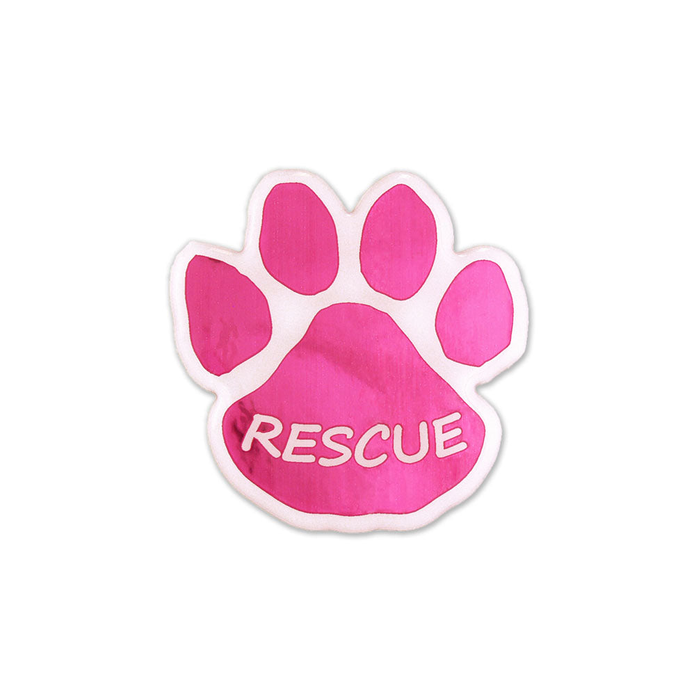 Rescue Paw Pink - D-RSPP