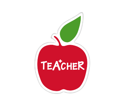 Teacher Apple - D-TCHR