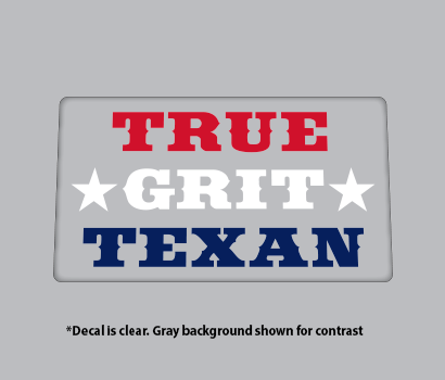 True Grit Texan - D-TGRT