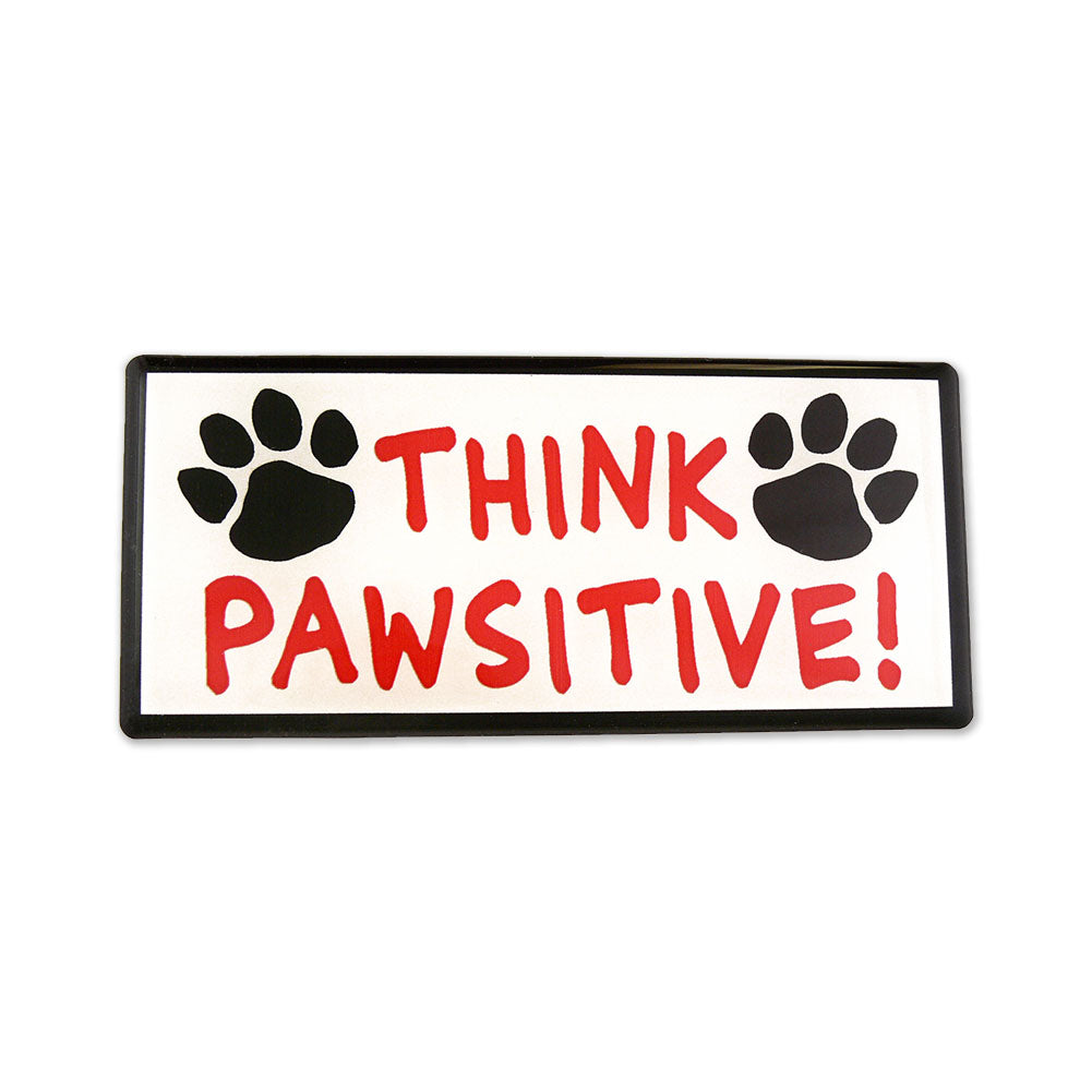 Think Pawsitive! - D-THPW