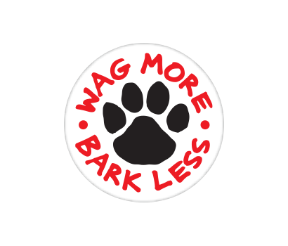 Wag More Bark Less - D-WMBL