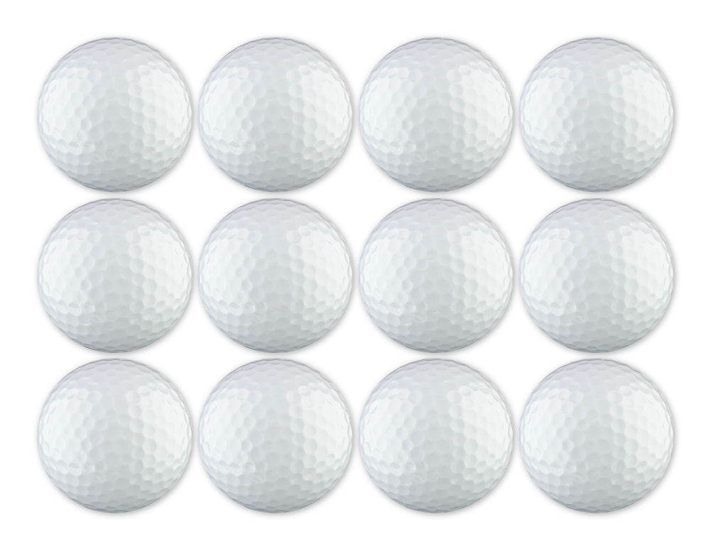 Golf Ball 12 Pack Non-Branded