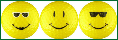 Smiley Face Yellow Variety - FACE