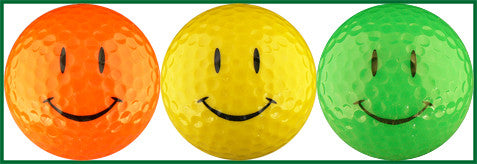 Smiley Face - Optic Colors - SMIL