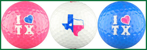 Texas Love - Pink, White and True - TXLV