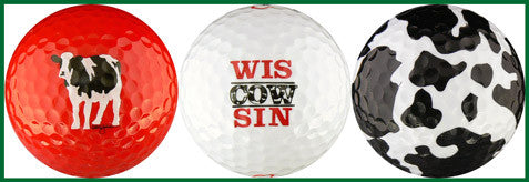 Wis'COW'sin w/ Red Cow & Spots - WCOW