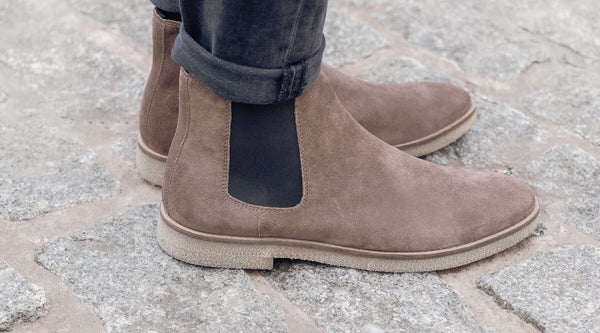 Hornchurch Chelsea Boots - Walk London Collection Stories