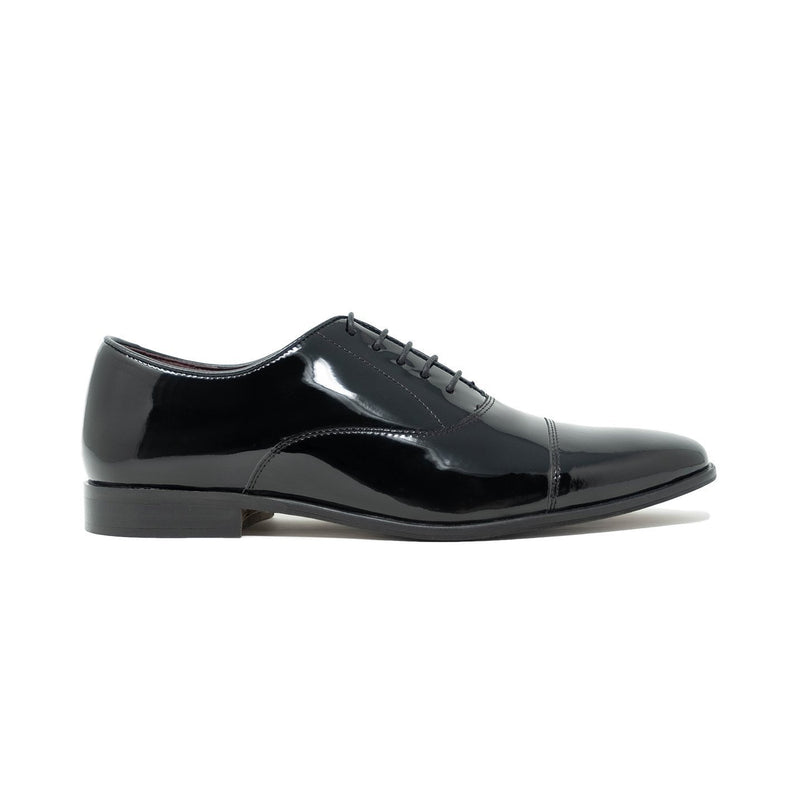 Mens Oxford Shoes: Walk London Alfie Oxford Toe Cap Shoes