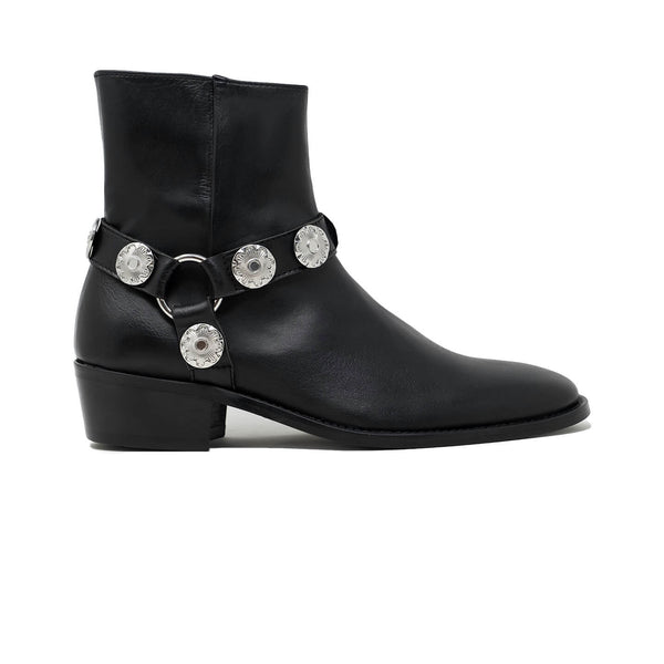 Walk London Soveign Cuban Heel Boots