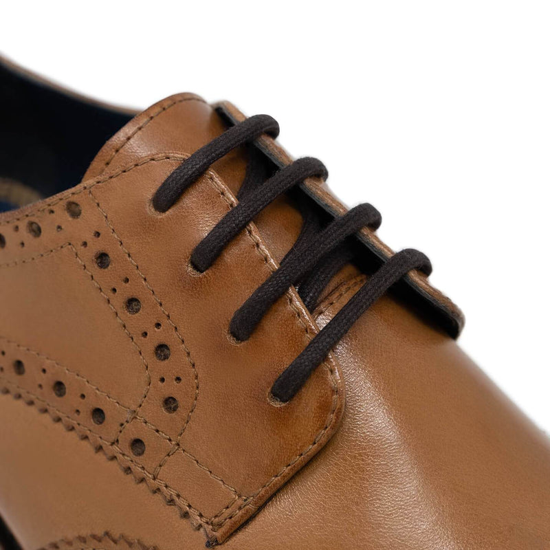 Walk London Tribute Brogue in tan
