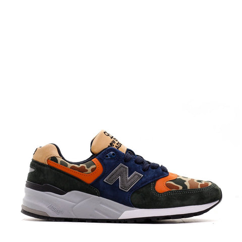 "NEW BALANCE - 999 ""MADE IN USA"" - RIME"