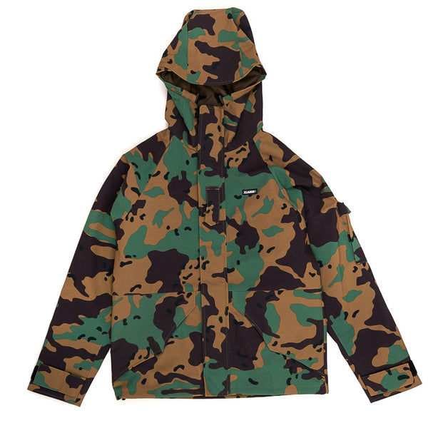 X-Large 2 Layer Camo Jacket