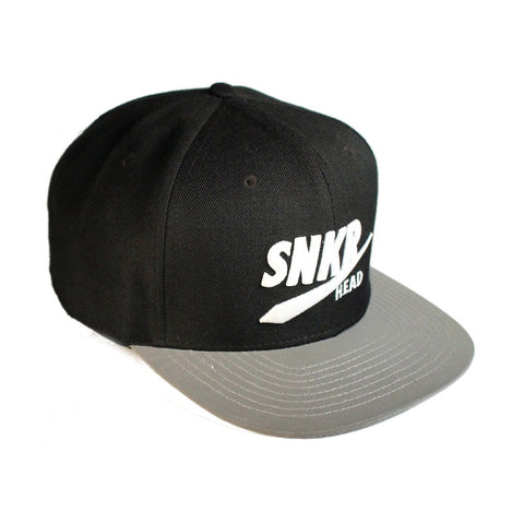 SNKR HEAD 3M Reflective Brim Hat