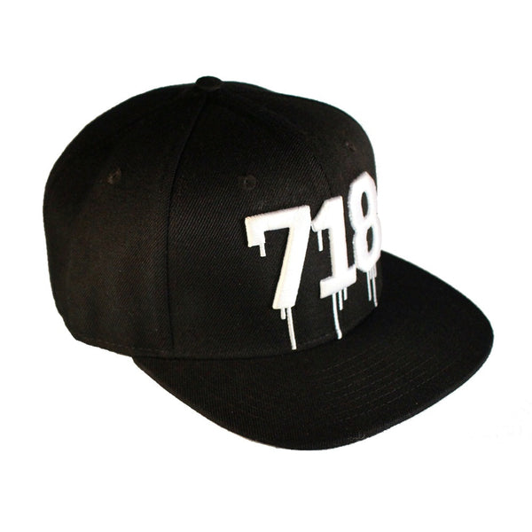 SNKR HEAD 718 (AREA CODE) Hat - RIME