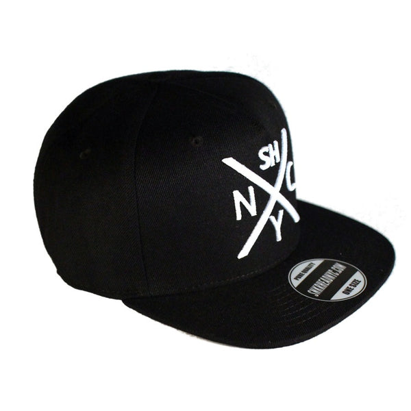SNKR HEAD SH X NYC Logo Hat